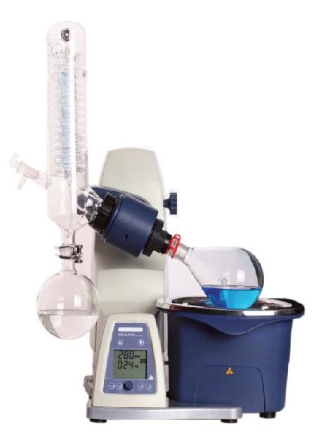 Ротационни вакуум изпарители