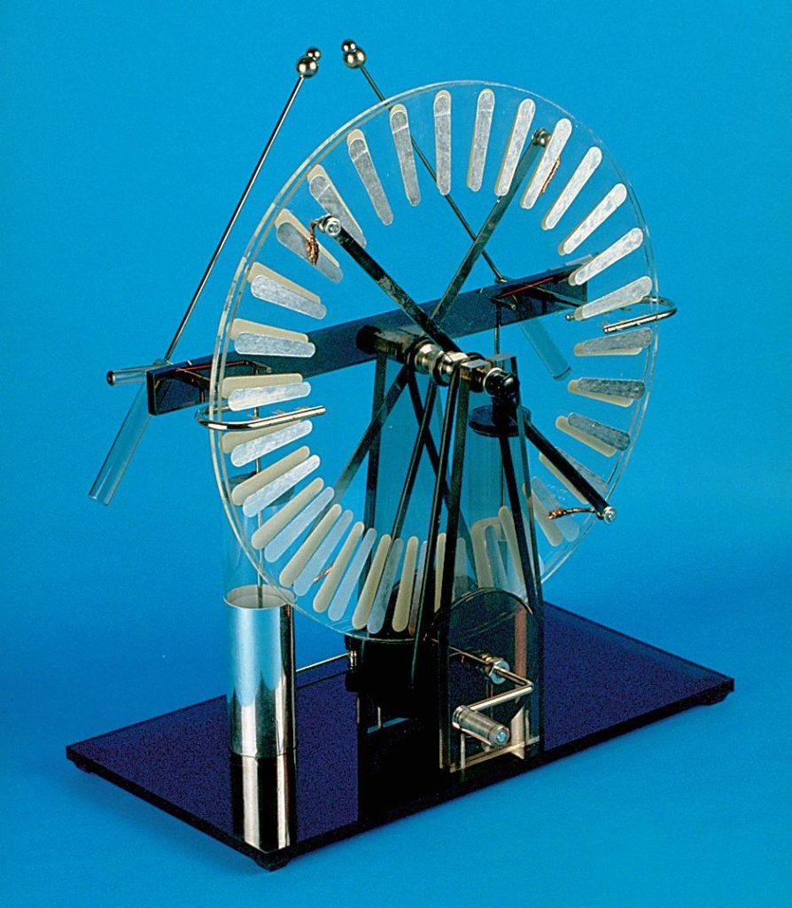генератор на Wimshurst