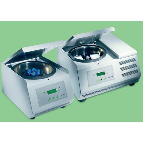 центрофуга с охлаждане