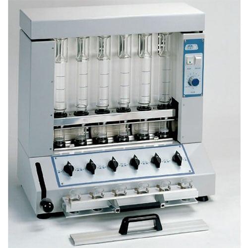 система за определяне съдържание на целулоза и фибри
