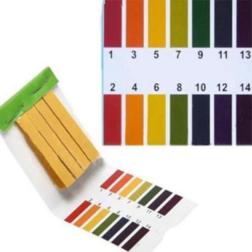 pH-индикаторна хартия