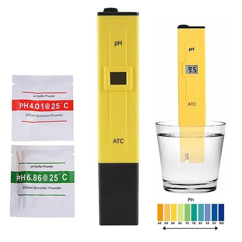 портативен pH-метър